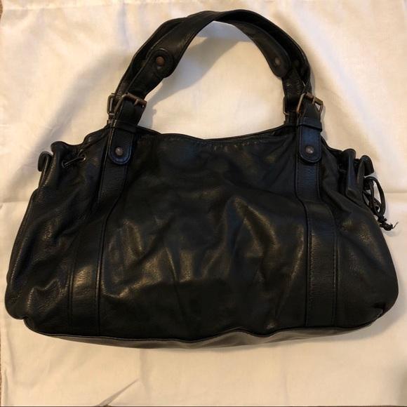 détails pour style exquis différemment Gerard Darel Sac 24H Black Leather